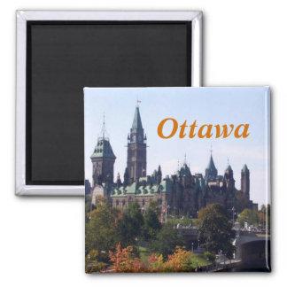 Ímã de Ottawa Ímã Quadrado