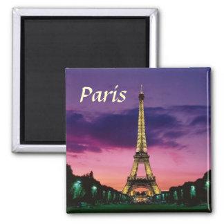 Ímã de Paris Ímã Quadrado