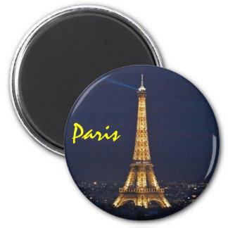 Ímã de Paris Imã De Refrigerador