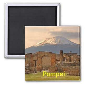Ímã de Pompeia Ímã Quadrado