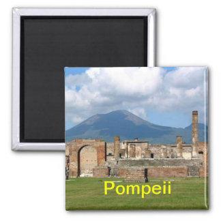 Ímã de Pompeii Ímã Quadrado