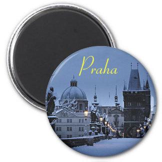 Ímã de Praha Ima De Geladeira