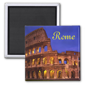Ímã de Roma Ímã Quadrado