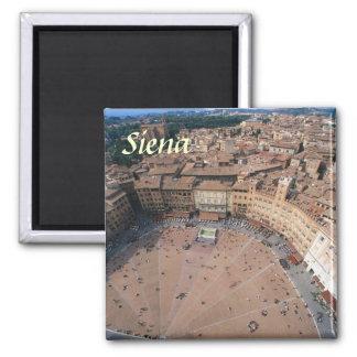 Ímã de Siena Italia Ímã Quadrado