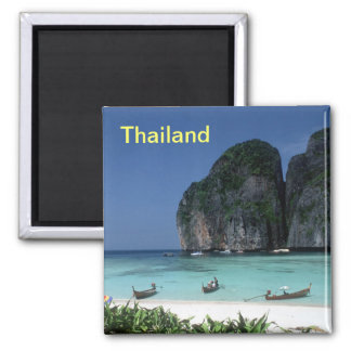 Ímã de Tailândia Ímã Quadrado