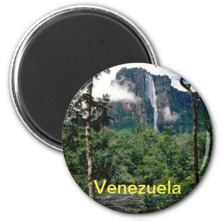 Ímã de Venezuela Ímã Redondo 5.08cm