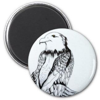 Imã Deixe-nos rapinar Eagle