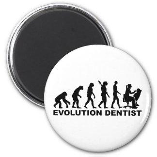 Imã Dentista da fêmea da evolução
