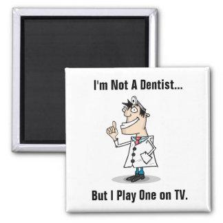 Imã Dentista engraçado