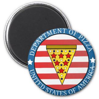 Imã Departamento da pizza