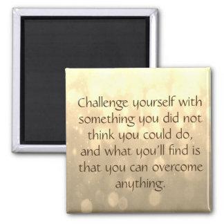 Imã Desafio você mesmo