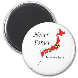 Imã Desastre nuclear de Fukushima, Japão