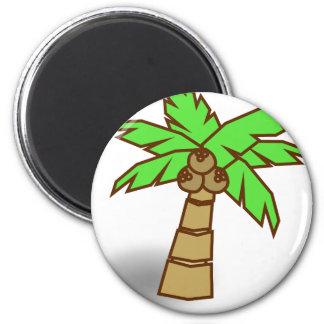 Imã Desenho da palmeira