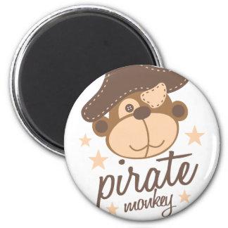 Imã Desenhos animados do pirata legal
