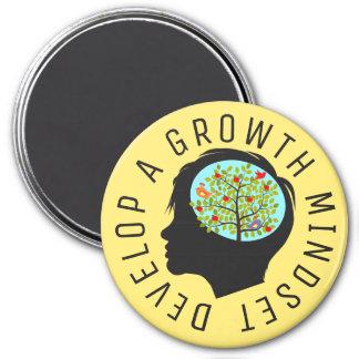 """Imã Desenvolva uma reforma 3"""" da educação do Mindset"""