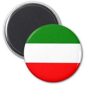 Imã Design de Tricolore da bandeira de Italia do