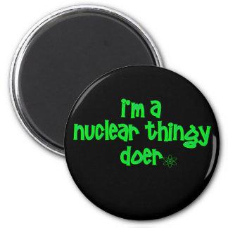 Imã Design nuclear original