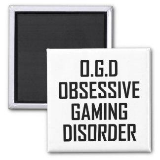 Imã Desordem obsessiva do jogo