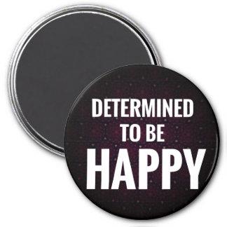 Imã Determinado ser ímã feliz