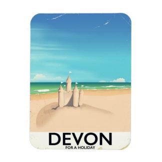Ímã Devon, Inglaterra por um feriado