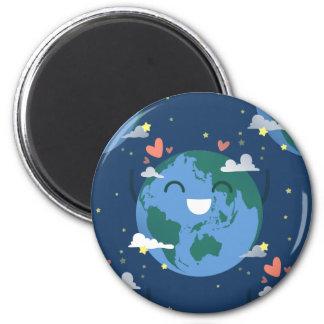 Imã Dia da Terra bonito