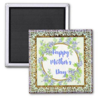 Imã Dia das mães quadro rico