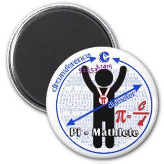 Imã Dia do Pi-Mathlete 3,14 Pi