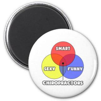 Imã Diagrama de Venn. Chiropractors