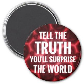 Imã Diga o ímã da verdade