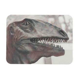 Ímã Dinossauro assustador