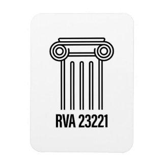 Ímã Distrito do museu, RVA 23221