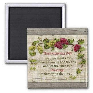 Imã Divisa das bênçãos da acção de graças
