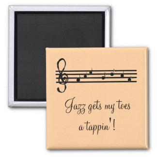 Imã Dizer da música jazz