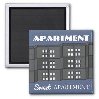 """Imã Do """"apartamento doce apartamento """""""