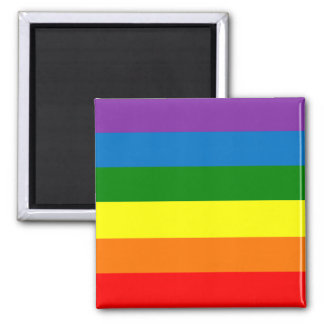 Ímã do arco-íris ímã quadrado