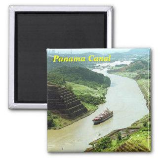 ímã do canal do Panamá Ímã Quadrado