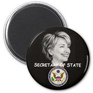Ímã do estado de Hillary Imã