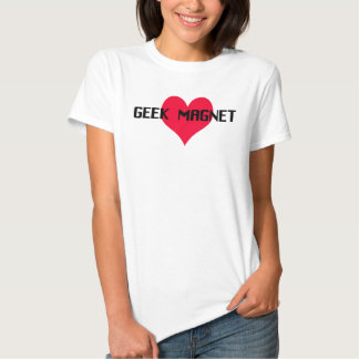 ímã do geek tshirt
