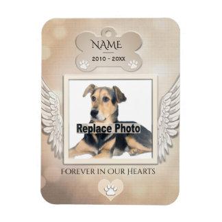 Ímã do memorial do cão
