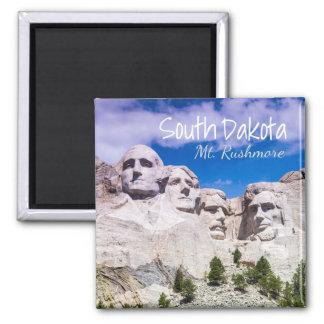 Ímã do Mt Rushmore Ímã Quadrado