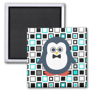 ímã do pinguim imã