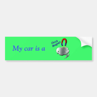Ímã do pintinho adesivo para carro