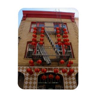 Ímã do templo de San Francisco Chinatown