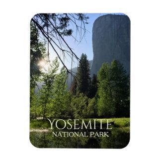 Ímã do turista do parque nacional de Yosemite