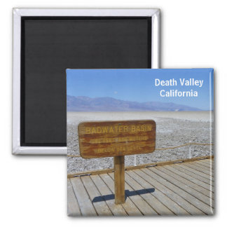 Ímã do Vale da Morte! Ímã Quadrado