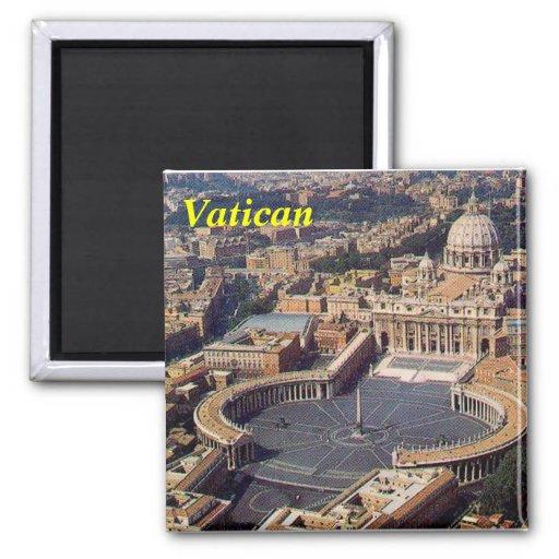 Ímã do vaticano ima de geladeira