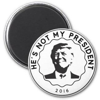 Imã Donald Trump não é meu presidente