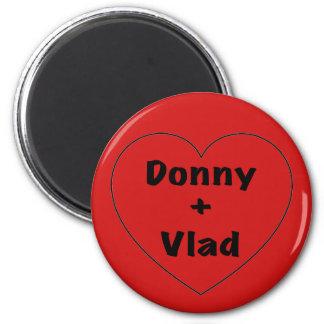 Imã Donny + Vlad