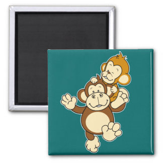 Ímã dos irmãos do macaco imãs