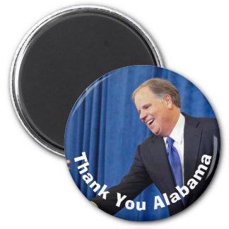 Imã Doug Jones - obrigado Alabama